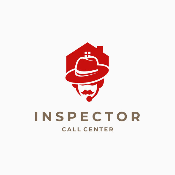 Inspection logo with the title 'Inspector Call Center'
