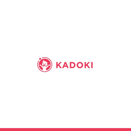 Shop design with the title 'Kadoki'