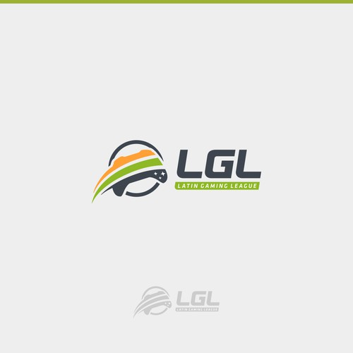 Esport brand with the title 'Logo for a e-sports brand'