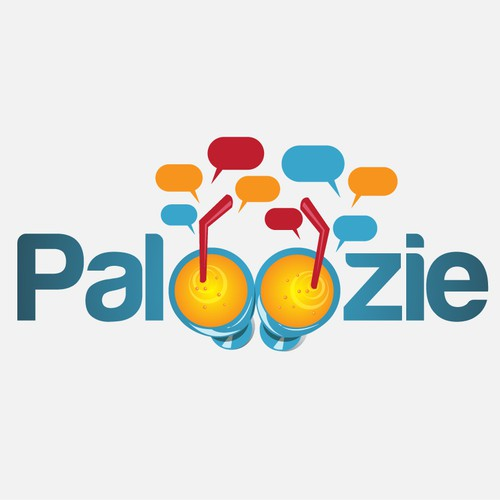 Partner logo with the title 'Paloozie'