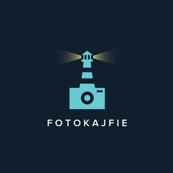 Maritime design with the title 'fotokajfie'