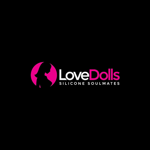 Doll logo with the title 'Logo for LoveDolls'
