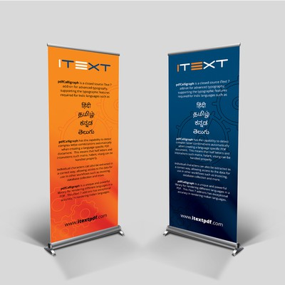 Exhibition Roll-up Design