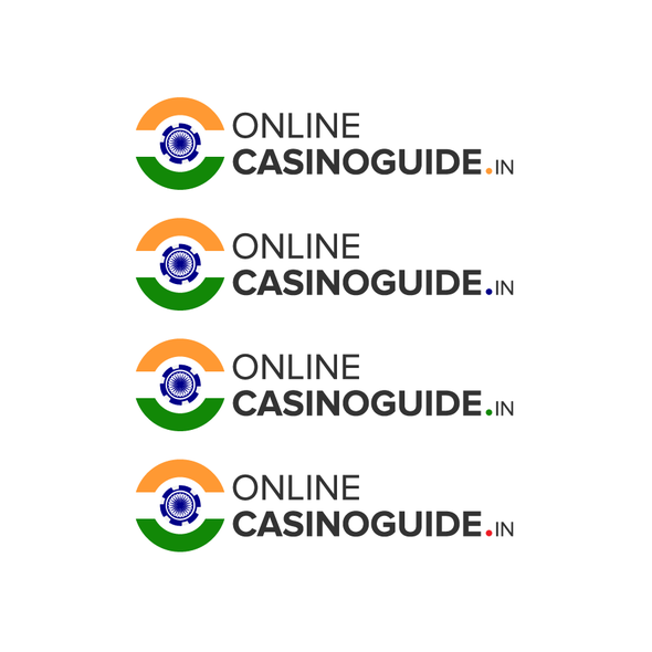 Indian design with the title 'onlinecasinoguide.in'