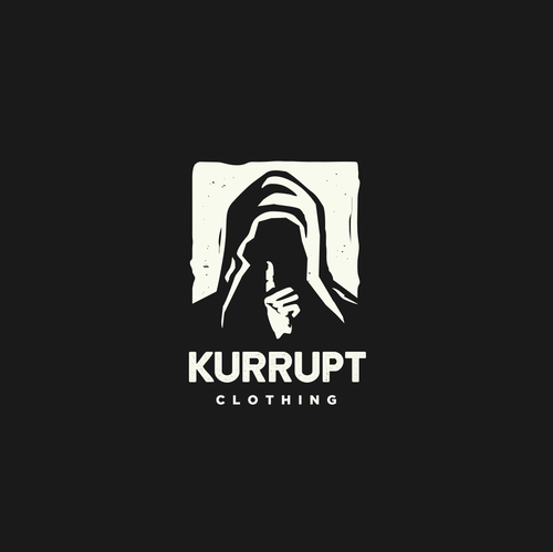 Streetwear logo with the title 'Logo concept for street wear clothing line'
