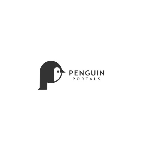 Special design with the title 'Penguin Portals'
