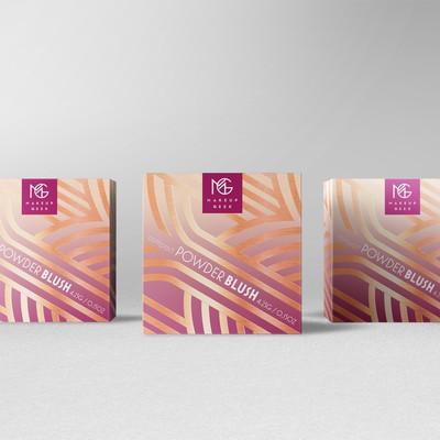 Powder Blush Packaging