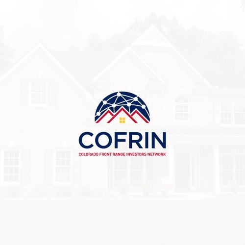 Denver logo with the title 'Real Estate logo'