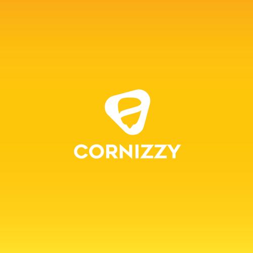 Brilliant design with the title 'Cornizzy Logo Design'