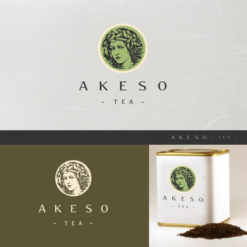 Athena logo with the title 'tea'