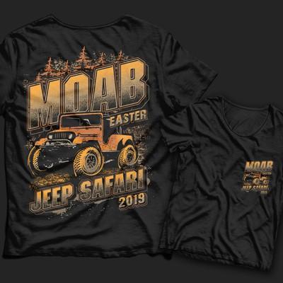 Moab Jeep Safari