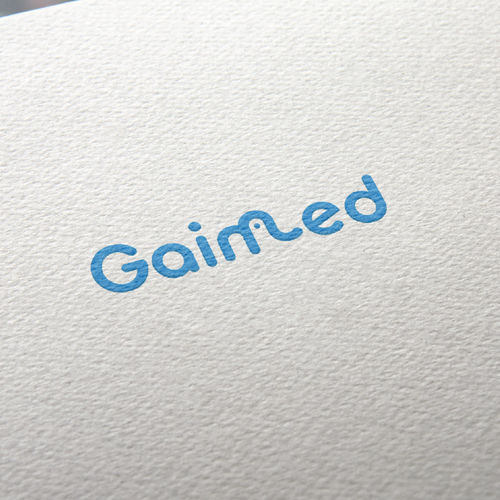 M logo with the title 'Gaimed'