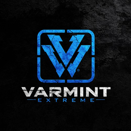 Artillery logo with the title 'Logo design for Varmint Extreme'