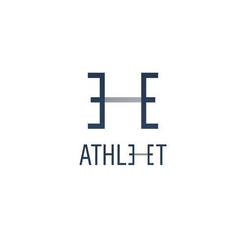 Double logo with the title 'Athleet'