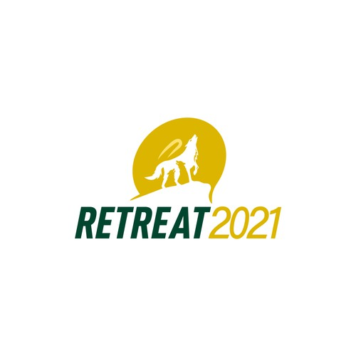 Retreat logo with the title 'retreat 2021'