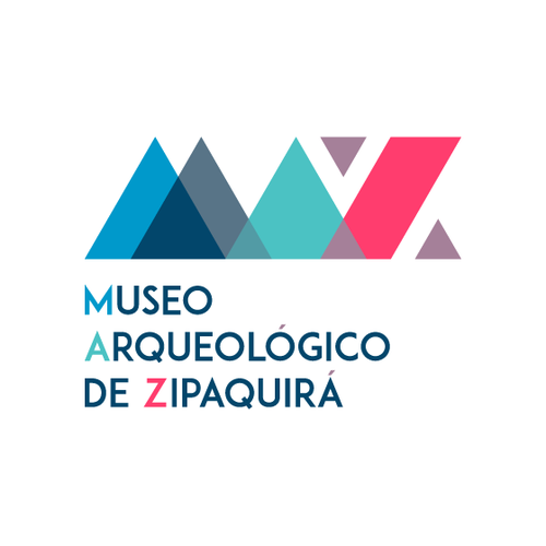 Museum design with the title 'Logo for Museo Arqueológico de Zipaquirá'