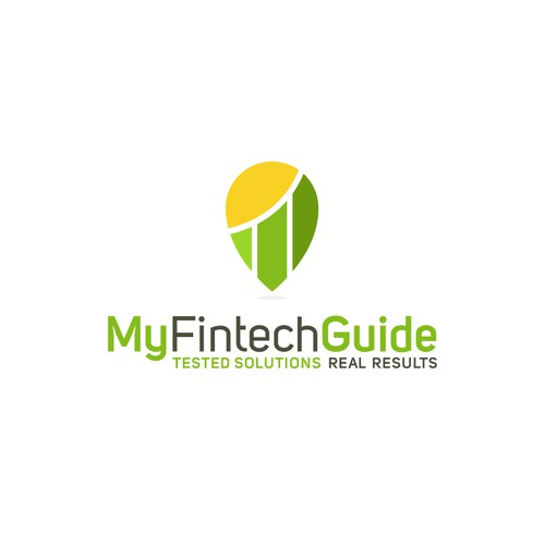Guide logo with the title 'Financial Guide '