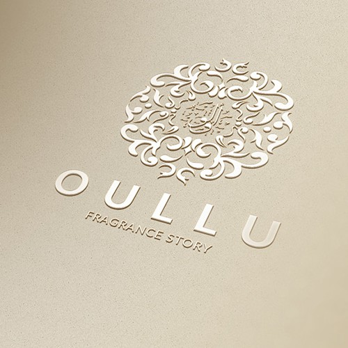 Scent logo with the title 'oullo'