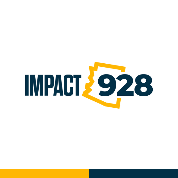 Impact design with the title 'Impact 928'