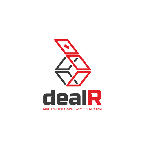 Platform logo with the title 'Logo for dealR'