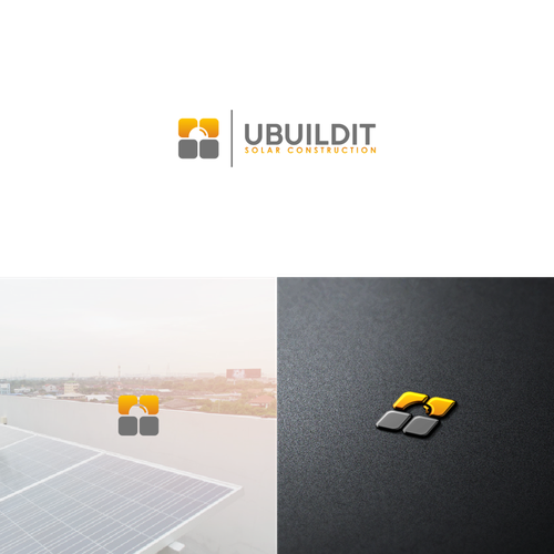 Coin brand with the title 'UBUILDIT'