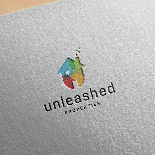 Positive logo with the title 'Unleashed Properties'