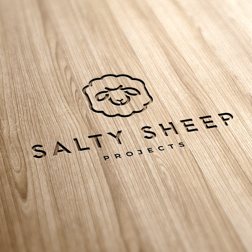 Developer logo with the title 'Salty Sheep'