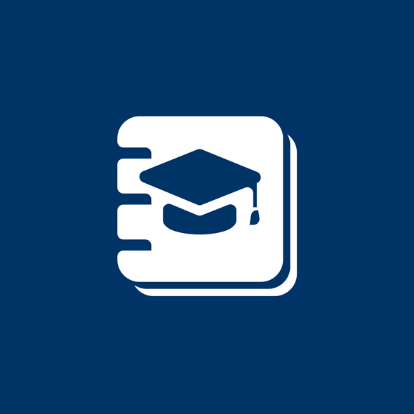 Directory logo with the title 'Directory School Logo | Privatschule-Schweiz.ch | School Directory Logo | School | Smart Logo'