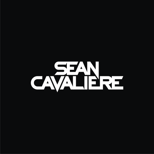Singer logo with the title 'Sean Cavaliere'
