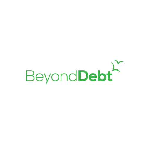 Freedom logo with the title 'Beyond Debt looking for fresh new logo'