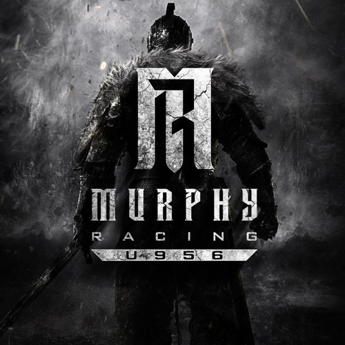 Hardcore design with the title 'Murphy Racing'