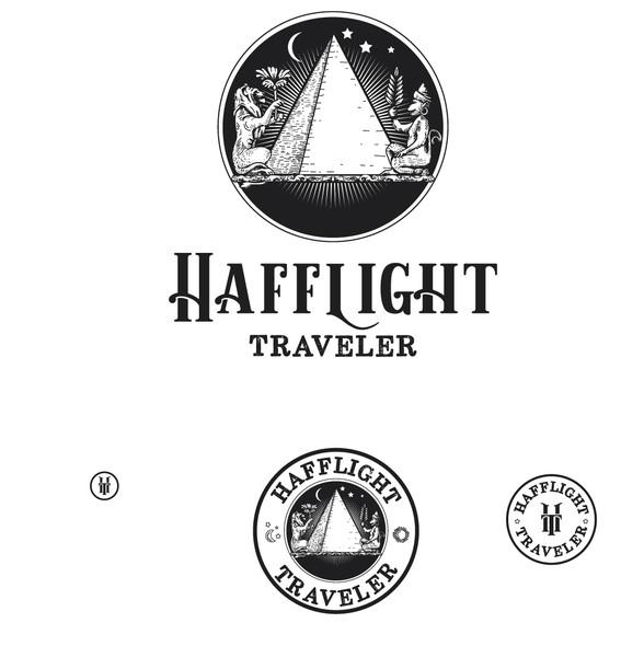 Monkey brand with the title 'Hafflight Traveler'