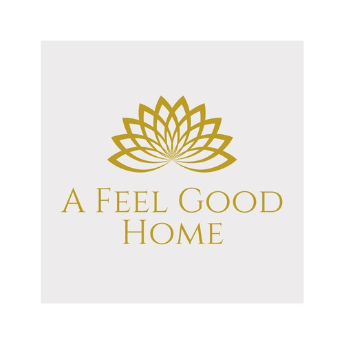 Freelancer logo with the title 'A Feel Good Home'