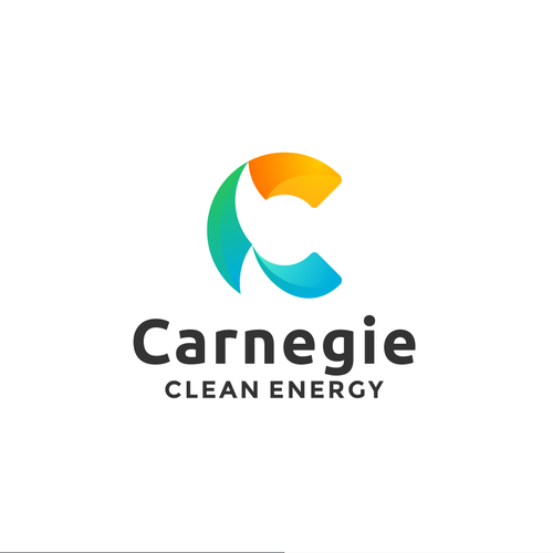 Solar design with the title 'Carnegie Clean Energy'