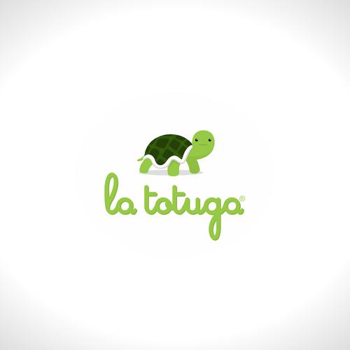Turtle logo with the title 'La Totuga'