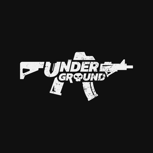 Underground design with the title 'Underground'