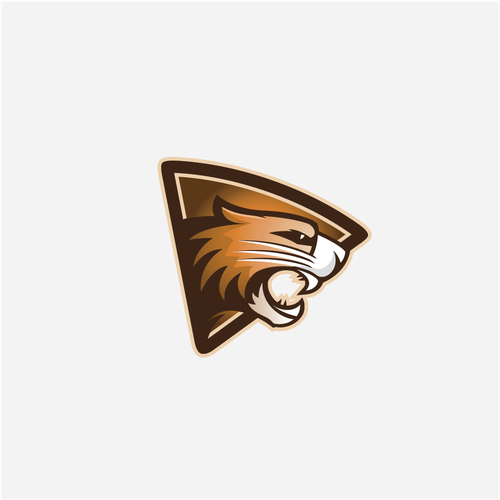 Cougar logo with the title 'cougar'