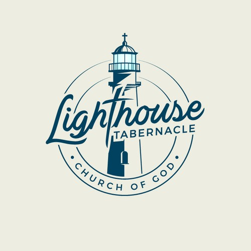 Lighthouse logo with the title 'Lighthouse Tabenacle'