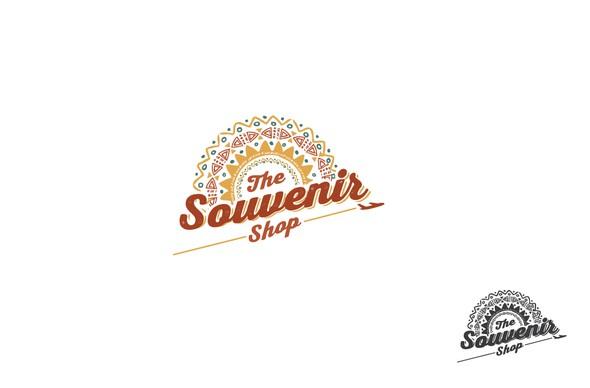Souvenir logo with the title 'logo'