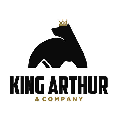 Prince logo with the title 'King Arthur & Company'
