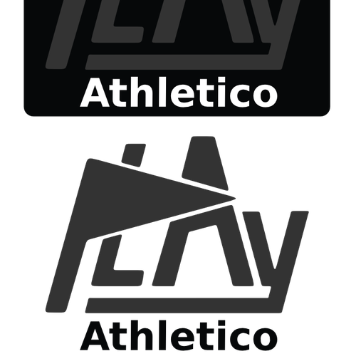 Footwear logo with the title 'play logo for new retail store concept'