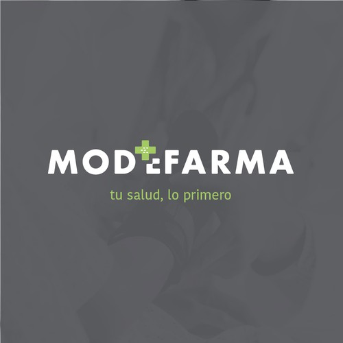 Orthopedic design with the title 'Modefarma'
