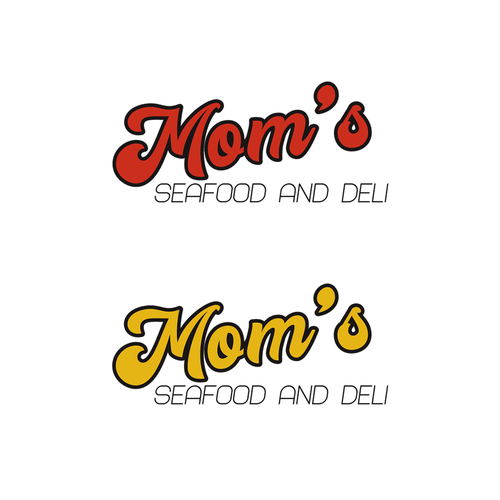 Deli logo with the title 'Deli logo'