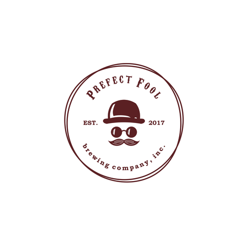 Handmade design with the title 'Prefect Fool'