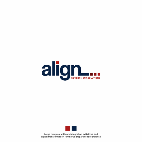 Ministry logo with the title 'align'