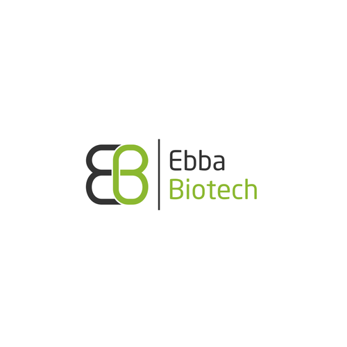 Biotech logo with the title 'Biotech start-up in need of logo design'