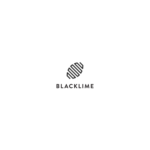 Lemon logo with the title 'Logo for BlackLime'