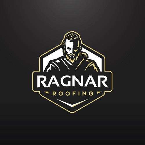 Roof design with the title 'Strong and elegant concept for Ragnar Roofing'