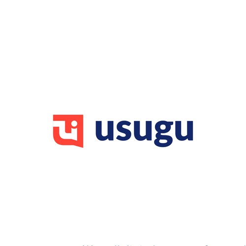 Language design with the title 'usugu'