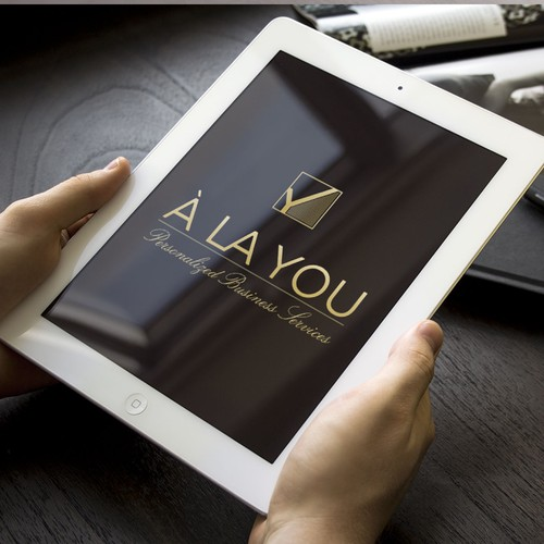 Business logo with the title 'A La You'
